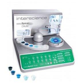 Sembrador automático de placas Petri