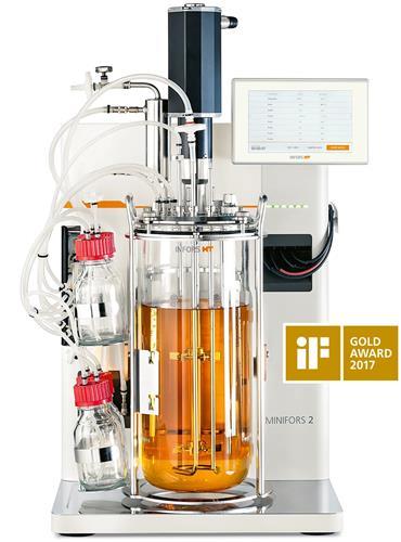 Biorreactor Minifors 2 - paquete completo