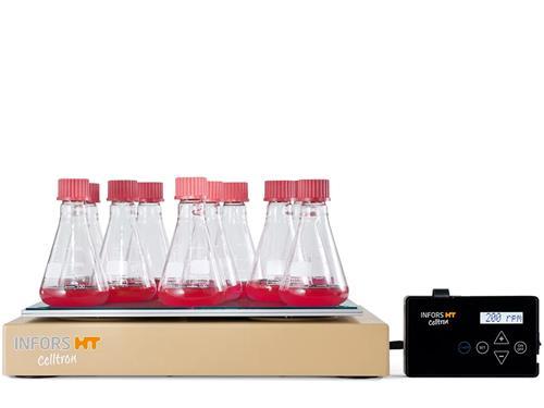 Agitadores orbitales para incubadoras convencionales y CO2