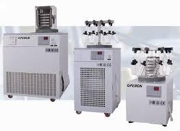 Liofilizadores para laboratorio