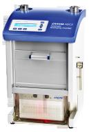 Cromatografía en capa fina, Desarrollo de la placa