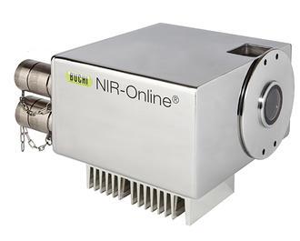 Espectroscopía NIR en línea